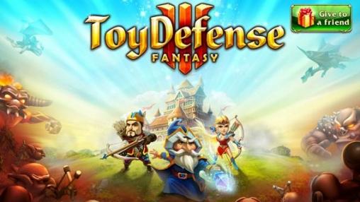 logo Toy defense 3: Fantasy