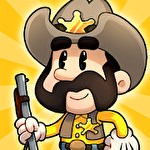 Idle frontier: Tap town tycoon icono
