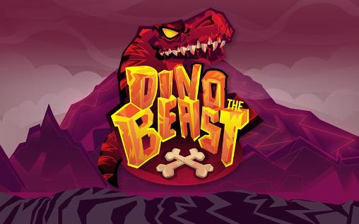 Dino the beast: Dinosaur game Screenshot