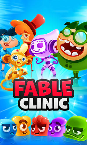 Fable clinic: Match 3 puzzler Symbol