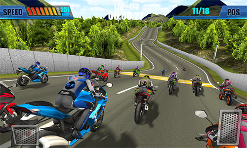 Fast rider motogp racing captura de tela 3