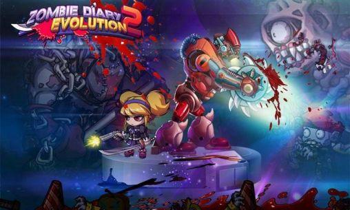 Zombie diary 2: Evolution Screenshot