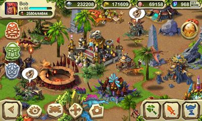 Dinosaur War capture d'écran 1