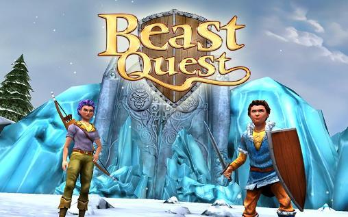 Capturas de tela de Beast quest