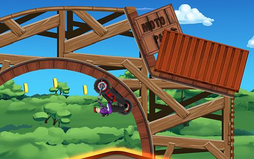 Monster bike motocross for Android