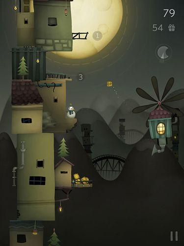 Arcade-Spiele: Lade Mondlichtexpress auf dein Handy herunter