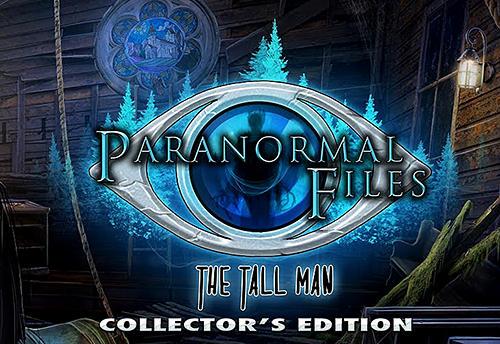 Paranormal files: The tall man screenshot 1