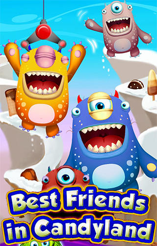 Best friends in candyland Screenshot