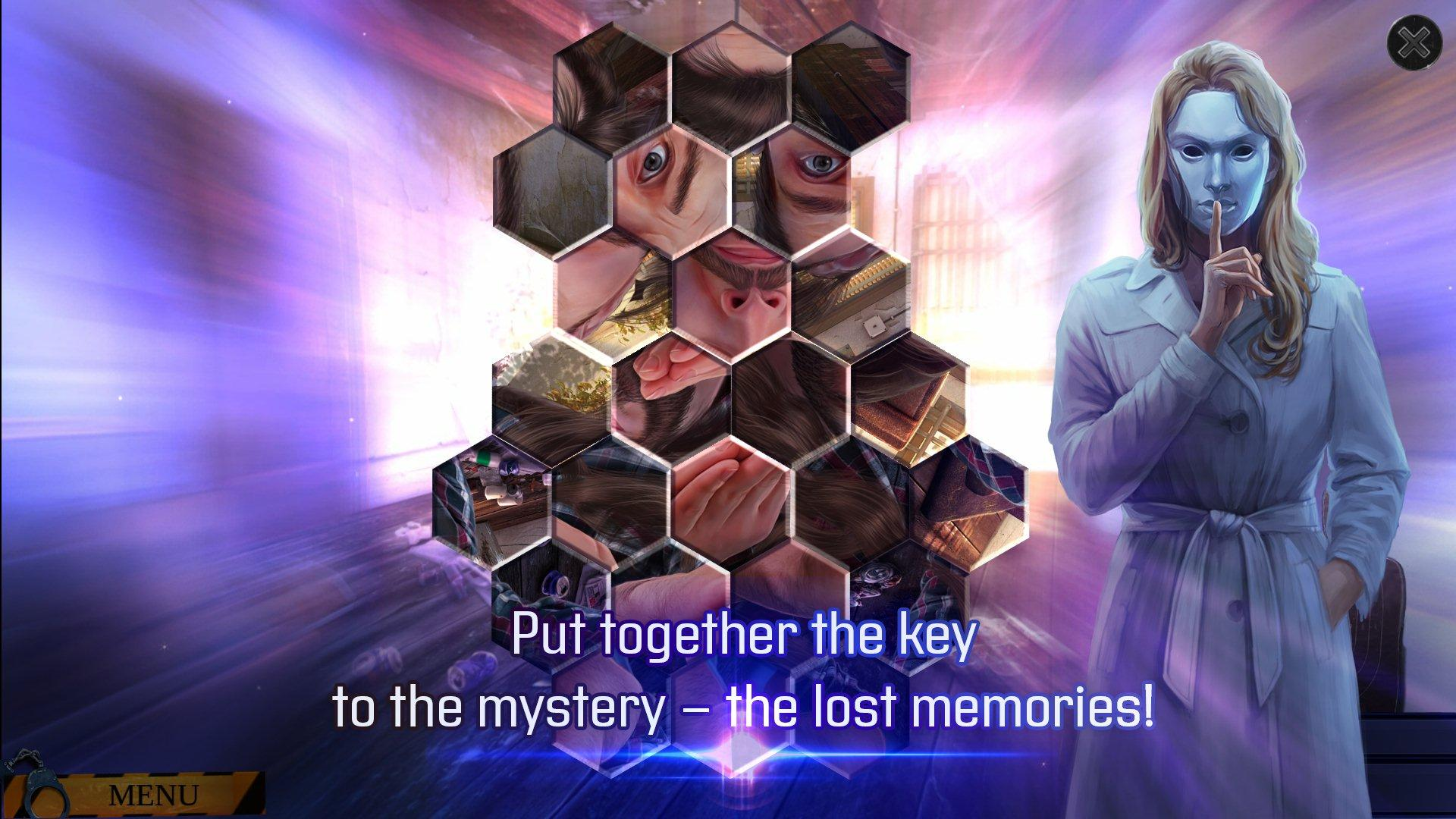 Ghost Files 2: Memory of a Crime para Android