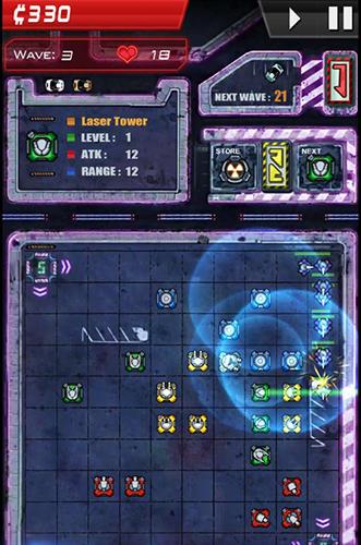 Infinity defense auf Deutsch