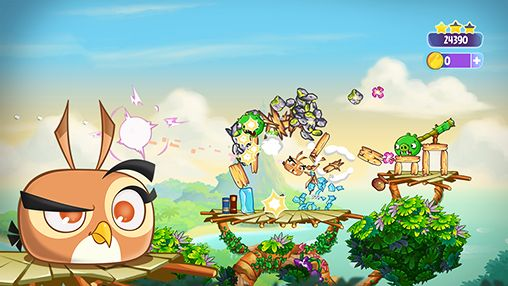 angry birds stella game free download