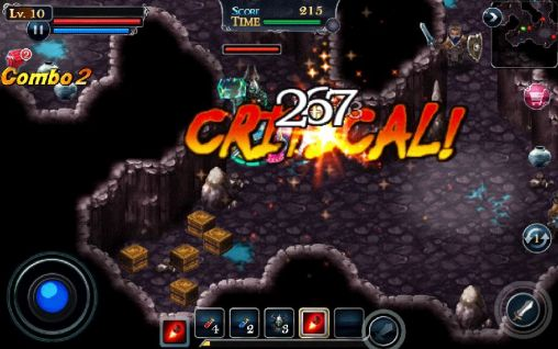 Arcade SOL: Stone of life EX for smartphone