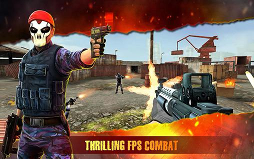 Action Smokehead: FPS multiplayer for smartphone