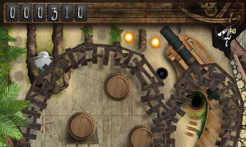Pinball-Spiele Pirate bay: Pinball auf Deutsch