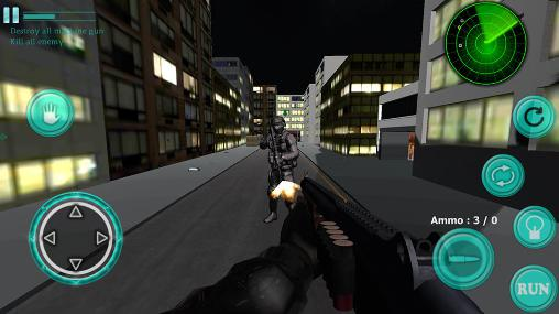 SWAT sniper shooting pour Android