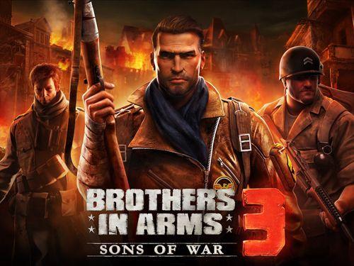 logo Irmãos de armas 3: Filhos de guerra