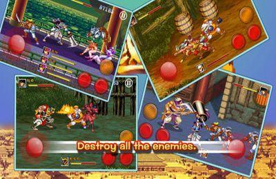 Juegos de arcade: descarga Lucha de Sango a tu teléfono