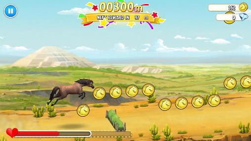 Ferme Horse haven: World adventures en français