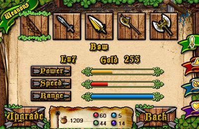 Arcade-Spiele: Lade Robin Hood: Die Legende von Sherwood auf dein Handy herunter