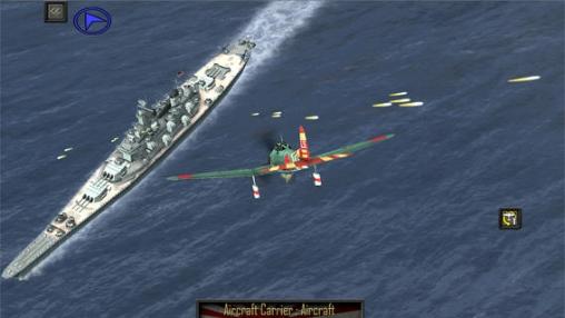 La flota del Pacífico en español