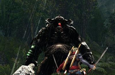 Screenshot Izanagi Online Samurai Ninja auf dem iPhone
