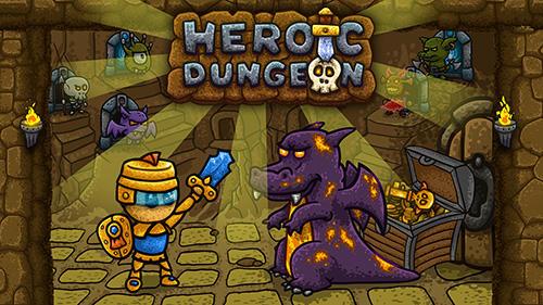 Heroic dungeon: Match 3 скриншот 1