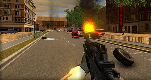 Counter assault forces für Android
