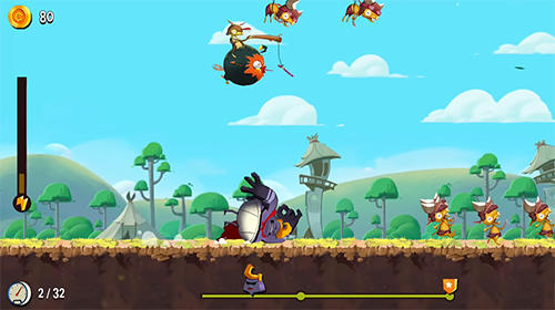 Wonderpants: Rocky rumble Screenshot