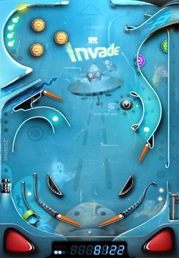 Arcade games: download Monster Pinball to your phone