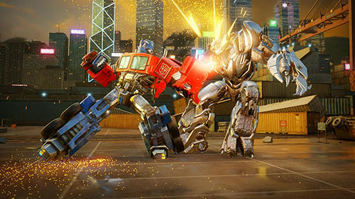 Transformers: Forged to fight pour Android