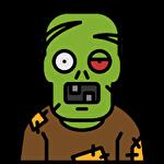 Zombies vs Toys Symbol
