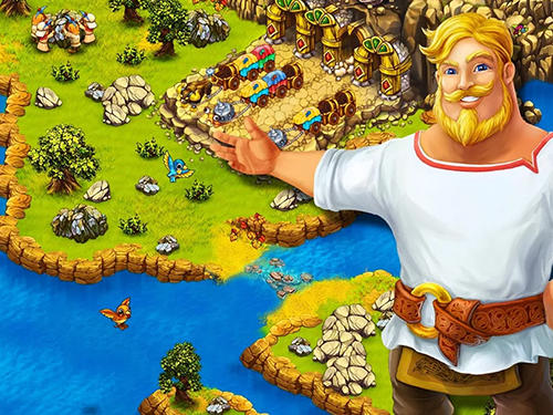 Harvest land. Slavs: Farm для Android