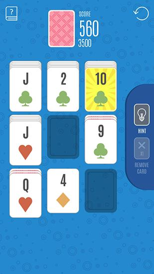 Sage solitaire poker pour Android