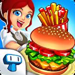 My burger shop: Fast food Symbol