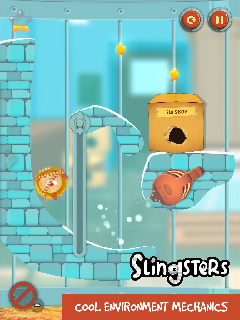 Slingsters pour Android