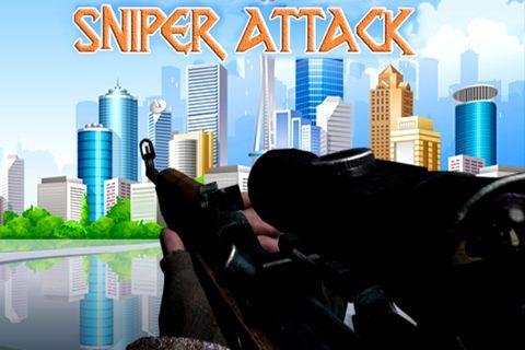 logo Sniper Angriff