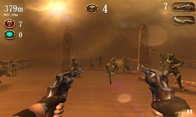Escape from Doom скриншот 1