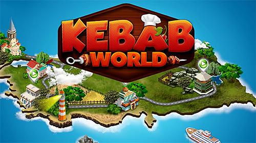 Kebab world: Cooking game chef screenshot 1