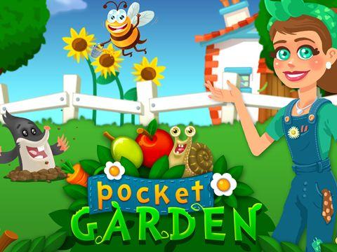 logo Pocket garden