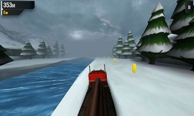 Ice Road Truckers captura de pantalla 1