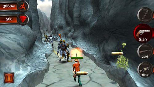Höhlenflucht für iPhone