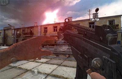 Multiplayerspiele: Lade Ein schlechter Tag auf dein Handy herunter