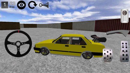 Car drift 3D 2014 für Android