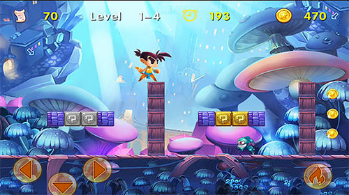 Super saiyan world: Dragon boy para Android