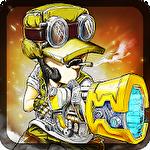 Metal defender: Battle of fire Symbol