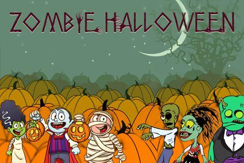 logo Zombie Halloween