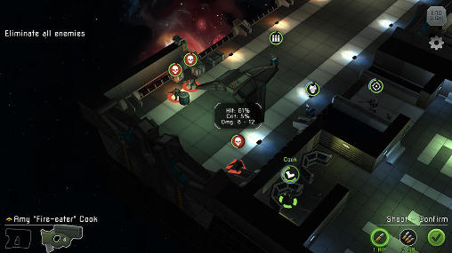 Shadow corps für Android