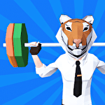 アイコン Idle gym: Fitness simulation game