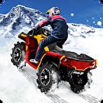 ATV snow simulator Symbol