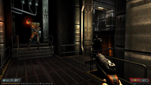 Doom 3: BFG edition скриншот 4
